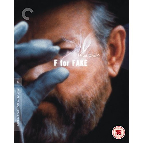 F For Fake [The Criterion Collection] [Blu-ray] [2018] [DVD]