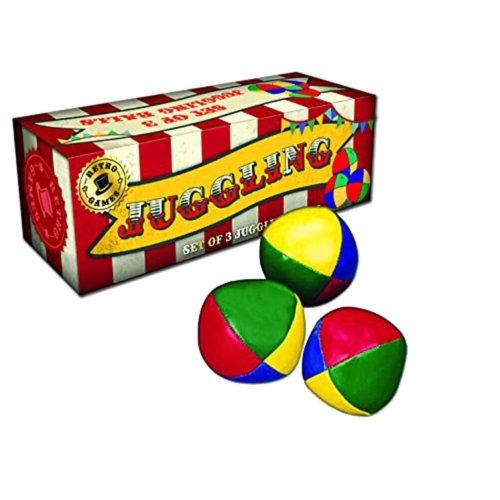 Retro Juggling Ball Set