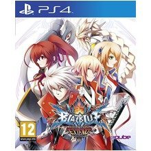 Blazblue Central Fiction Sony Playstation 4 Ps4 Game