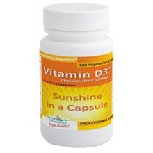 Good Health Naturally - Vitamin D3 500iu with Calcium 100Vcaps