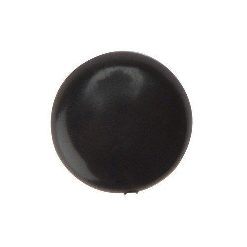 Forge 100PCC2 Pozi Cover Cap Black No.6-8 Bag of 100