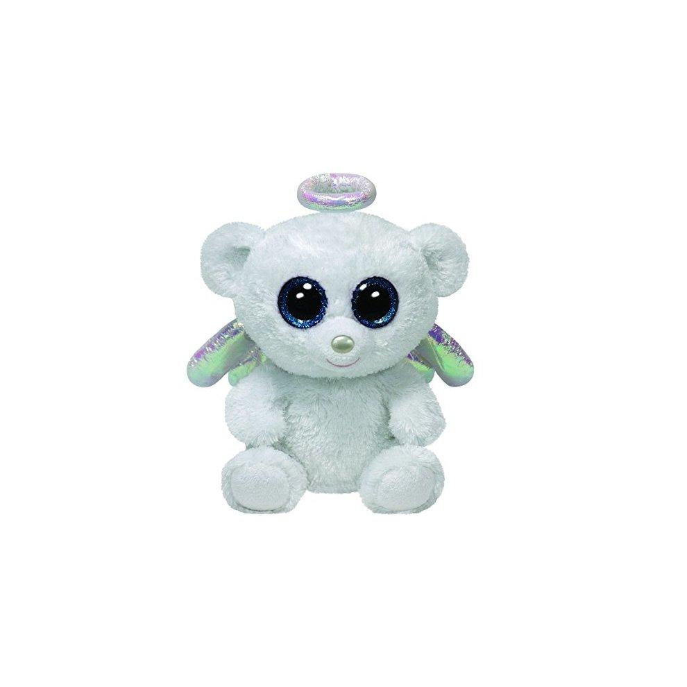 5a112ea25fc TY Beanie Boo Plush - Halo Bear 15cm on OnBuy