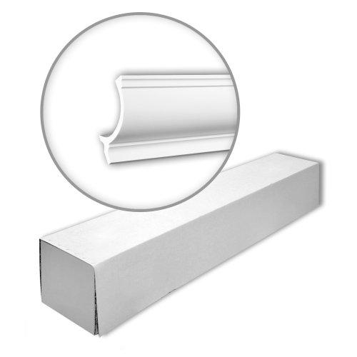 Profhome 150261 Cornice moulding 1 Box 6 pieces | 12 m
