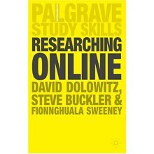 Researching Online (Palgrave Study Skills)