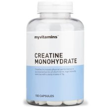 Myvitamins Creatine Monohydrate 150 Capsules