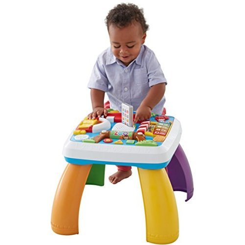 FisherPrice Laugh amp Learn Around The Town Learning Table