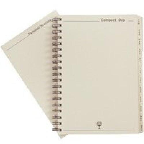 Collins 1140R Paper Grey personal organizer