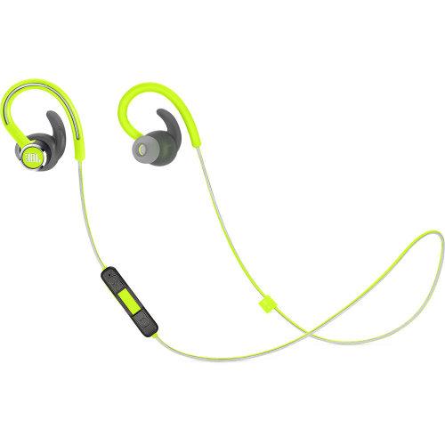 JBL Reflect Contour 2 In-Ear Secure Fit Wireless Sport Headphones (Green)