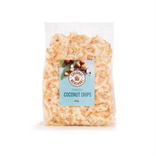 Coconut Merchant Toasted Coconut Chips 500g