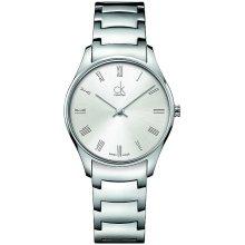 Calvin Klein ck Classic Stainless Steel Ladies Watch K4D2214Z