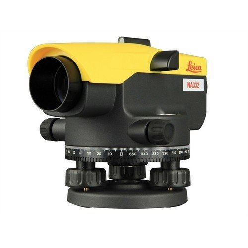 Leica Geosystems 840383 NA332 Optical Level 360 Deg. 32x Zoom