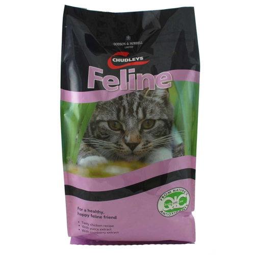 Chudleys Feline 2.5kg (Pack of 3)