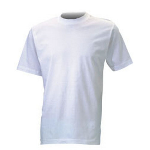 Click CLCTSHWWL T Shirt Heavy Cotton White Large
