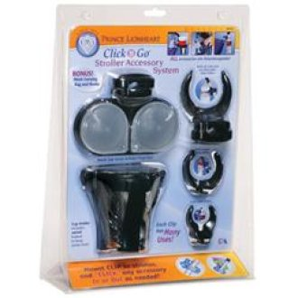 Prince Lionheart Click n Go Pushchair Accessory System