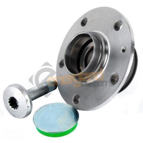 Skoda Octavia 2013-2015 Rear Hub Wheel Bearing Kit Inc Abs Ring