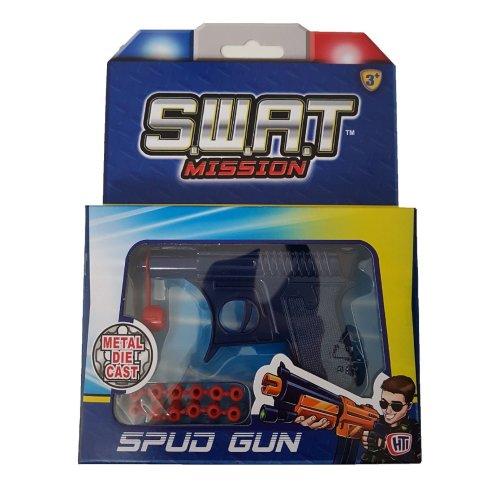 S.w.a.t Mission Spud Gun Blue
