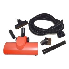 Numatic 1.8 Metre Vacuum Cleaner Hose and 4 Piece Tool Accessory Kit Plus Turbo Air Brush Head