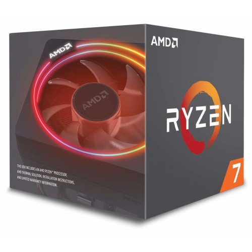 AMD Ryzen 7 2700X CPU | Advanced Processor With Cooling