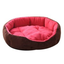 Octagonal Detachable Small And Medium-sized Pet Kennel, Magenta
