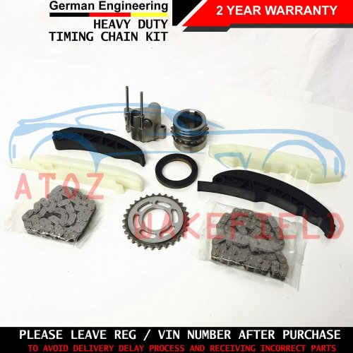 FOR BMW 330d 335d 525d 530d 535d X5 X6 30d UPPER LOWER DIESEL TIMING CHAIN KIT