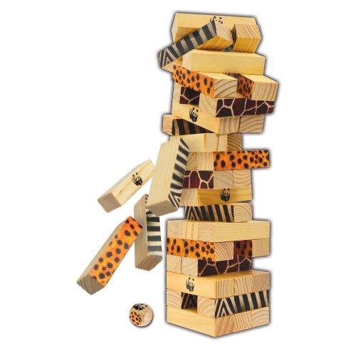 Miombo Tumble Tower Game - WWF