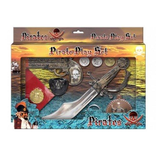 Pirate Toy Childrens Kids Pirate Playset Gift