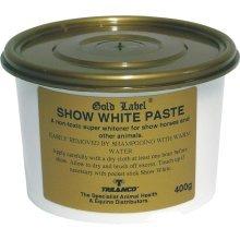 Gold Label Show White Paste 400 Gm