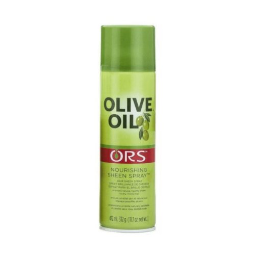 Organic Root Stimulator Olive Oil Nourishing Sheen Spray 472ml