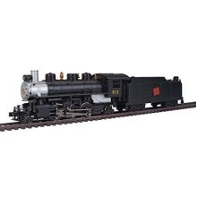 Bachmann Industries Canadian National Prairie 2-6-2 Locomotive with Smoke & Tender