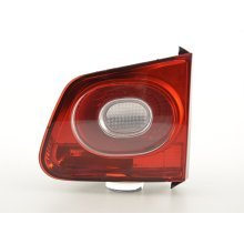 Spare parts taillight right VW Tiguan (5N) Year 07-11 red/clear