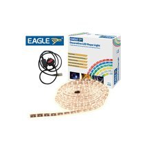 Eagle Static LED Rope Light 6m ice white