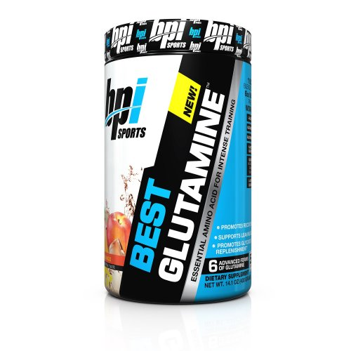 BPI Sports Best Glutamine, Peach Mango