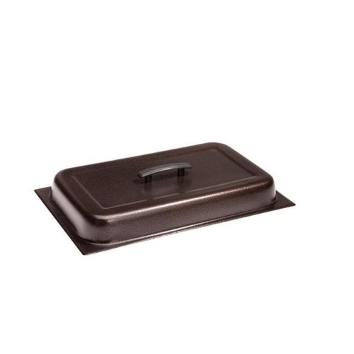 Sterno 70112 Chafing Dish Lid, Copper Vein