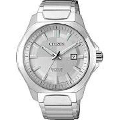 Citizen Eco-Drive Super Titanium Mens Watch AW1540-88A