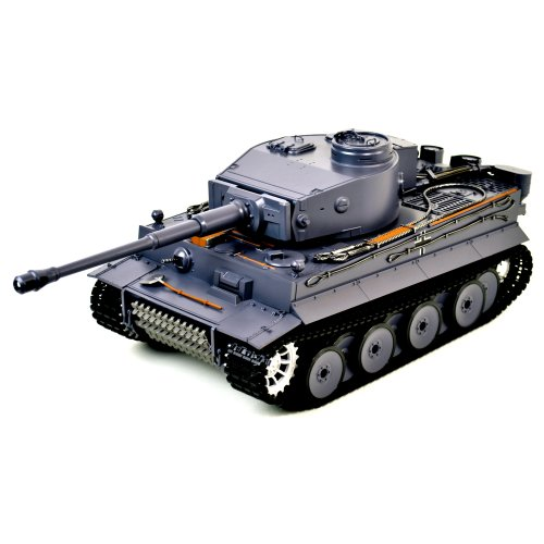 Taigen Tiger 1 1:16 Scale Hand Painted Radio Controlled RC Tank