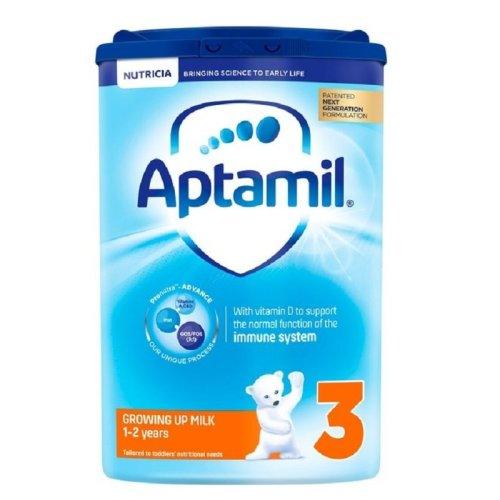 Aptamil 3 Growing Up Milk 1-2Years 800g [New Formula]