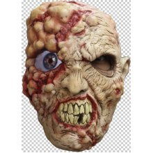 Mask Digital Dudz Crazy Eye Zombie