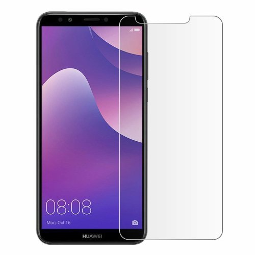 iPro Accessories Huawei Y5 Lite 2018 Tempered Glass, Huawei Y5 Lite 2018 Screen Protector, [Compatible With Huawei Y5 Lite 2018 Case] [Scratch Proof] [Shatter Proof] [9H Hardness]