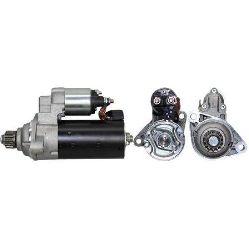 WAI Starter Motor for Mercedes Benz A200d 2.1 Litre Diesel (01/14-08/16)