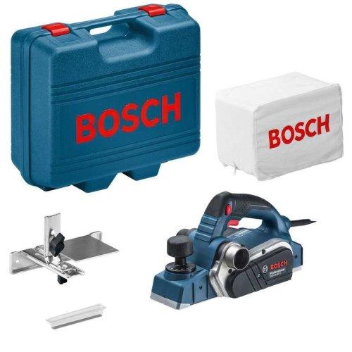 Bosch GHO26-82D 710W 2.6mm planer in carry case 110v