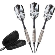 Viper Bee 80% Tungsten Soft Tip Darts with Casemaster Storage/Travel Case, 18 Grams