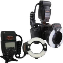 Mcoplus - Skyblue MK-14EXT Macro TTL ring flash for NIKON i-TTL with LED AF assist lamp