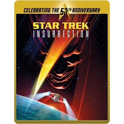 Star Trek 9 - Insurrection (limited Edition 50th Anniversary Steelbook)