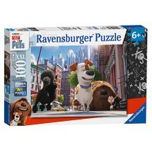 Ravensburger the Secret Life of Pets Xxl Puzzle - 100 Pieces