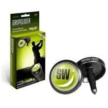 Green Pleasy Golf Grip Glider - Club Golfing Performance Accessory Equipment -  green pleasy golf grip glider club golfing performance accessory