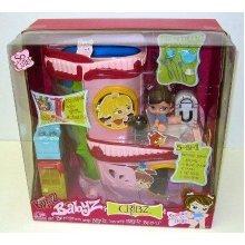 Bratz Babyz: Cribz Playset with Dana Doll