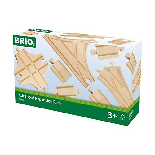 BRIO Track Expansion Pack - Advanced