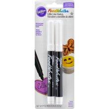 Food Writer Pen 2/Pkg-Black