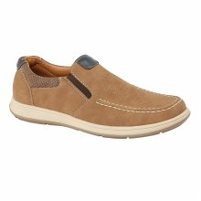 Wentworth men's casual twin gusset Slip On shoe