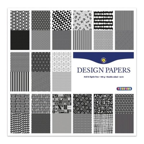 Pbx2471343 - Playbox - Design Papers 305x305mm